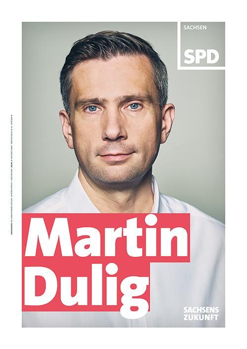 Martin Dulig - Vogtländer als Spitzenkandidat der SPD Sachen Landtagswahl 2019